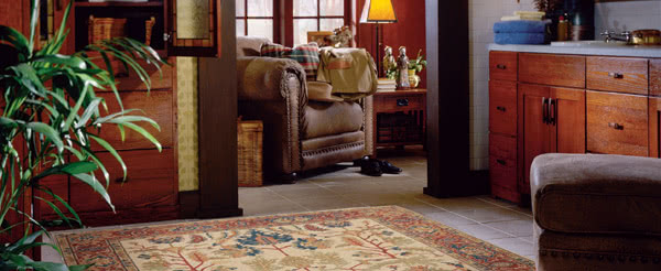 Add a Touch of Warmth and Style with Area Rugs