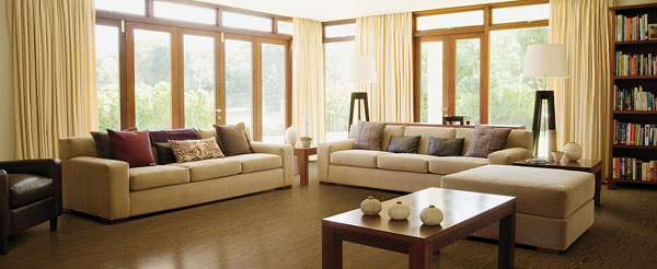 Lauzon Hardwood Flooring at Home Carpet One