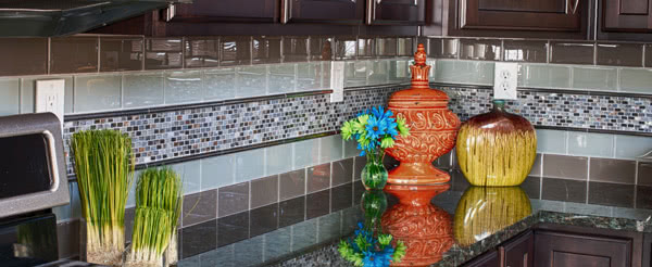 Glass Tile Installation