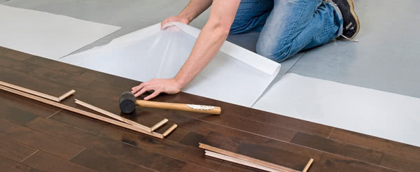 - Floating Vs. Glue-Down Hardwood Floor Installation