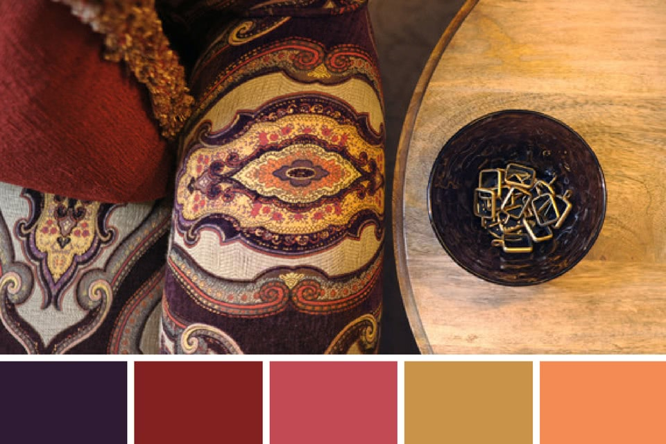 Creating A Color Palette For Your Home