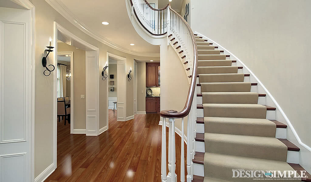 3 Steps to Make Your Stairway Beautiful