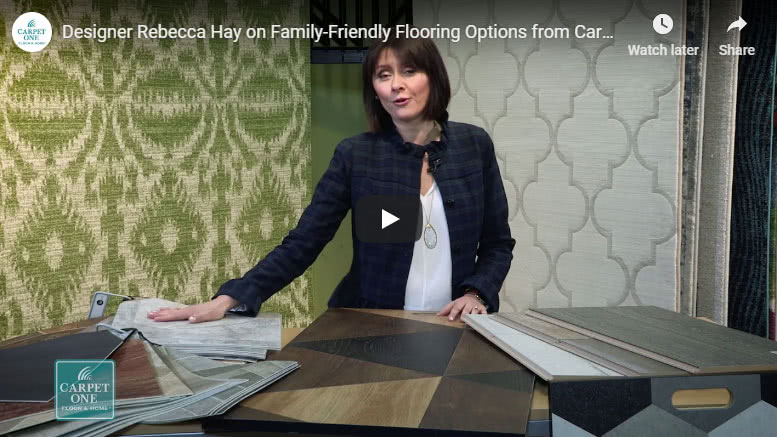 Designer Rebecca Hay on Family-Friendly Flooring Options