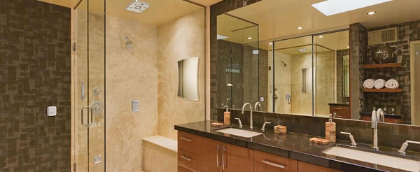 The Steps to a Successful Steam Shower Installation