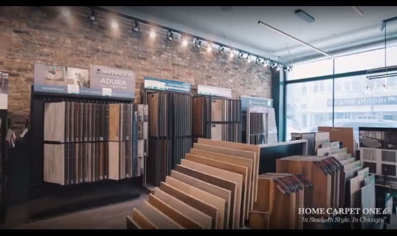 Home Carpet One Showroom Tour