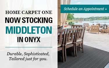 Now stocking Prestige Mills' Middleton in Onyx