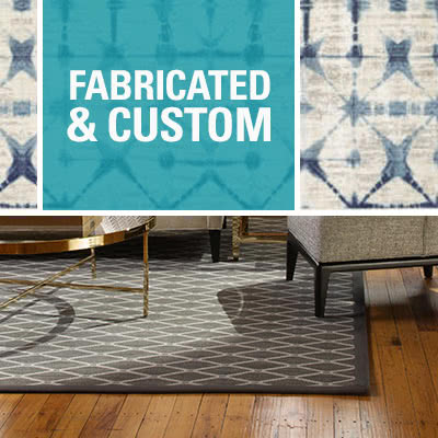 Rugs: Fabricated and Custom