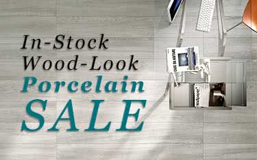 Wood-Look Porcelain Sale