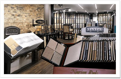 Take a virtual tour of our chicago flooring showroom