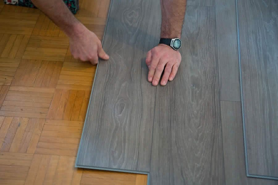 Wood On The Other Hand Requires A Perfect Subfloor For Installation And Most Cannot Be Installed Below Grade