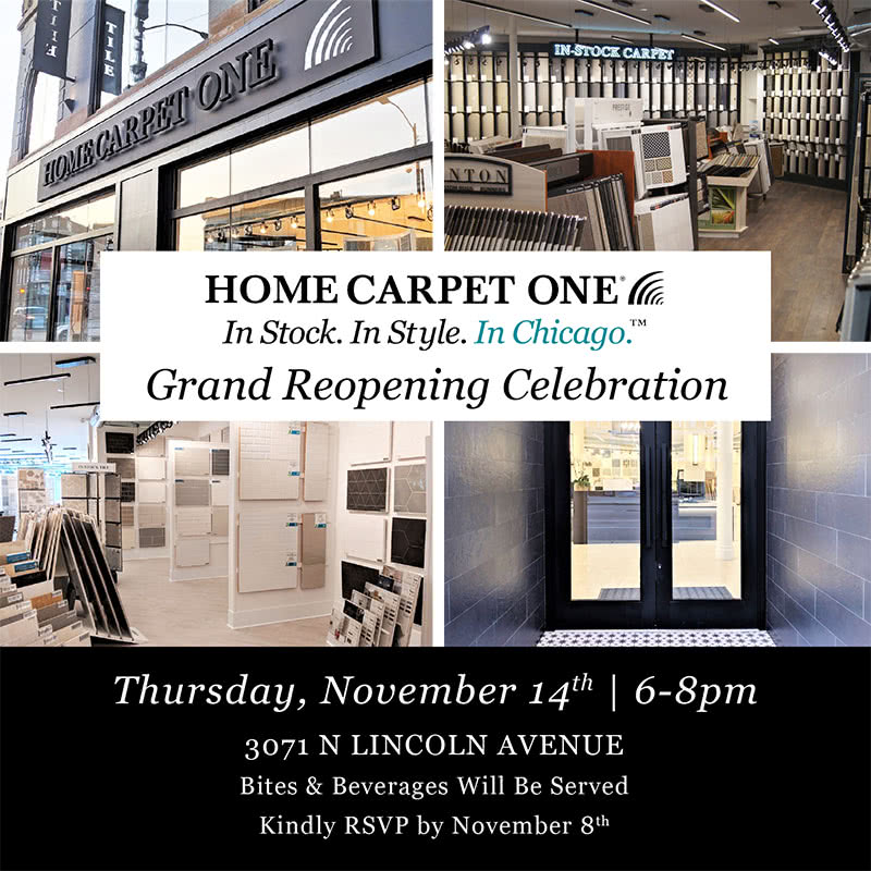 Grand Reopening Celebration