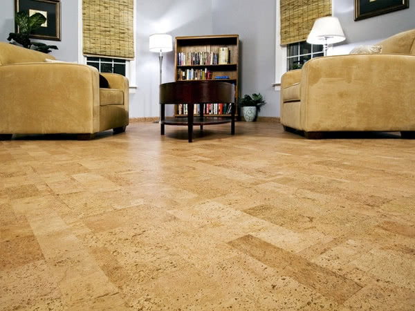 Moreover, Due To The Composition Of CORK Flooring, It Provides A  Comfortable Cushion To ...