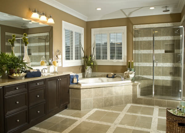 bathroom tile flooring chicago