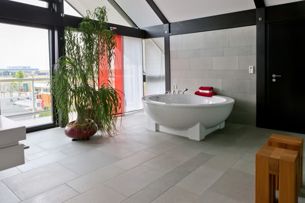modern tile flooring chicago