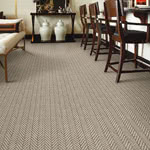 Starts With One Nylon Carpet by Stainmaster Color Stories