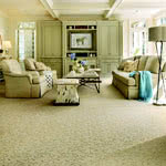 Redefined Synthetic Carpet by Karastan