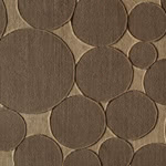 Circles Broadloom Wool Wilton by Momeni