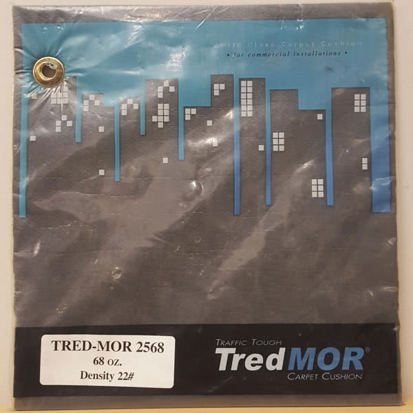 Tred-Mor Rubber Pad