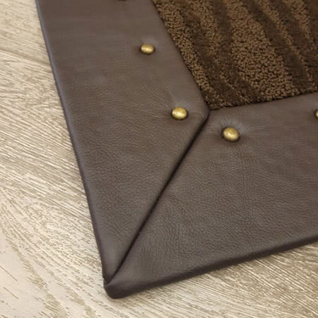 Wide – Edge Leather with Studs