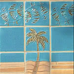 Palm Tile by BonTon