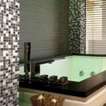 Onix glass tile by Eleganza