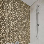 Westwood glass tile by Eleganza