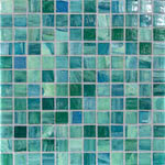 Shibui Mosaic Glass tile by Lunada Bay