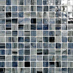 Sumi E Mosaic Glass tile by Lunada Bay