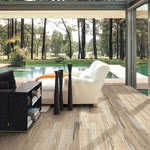 Boxwood  ceramic tile by Eleganza