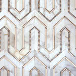 Allure stone & mosaic tile by AKDO