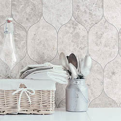 Florence Honed stone & mosaic tile by Marble Systems