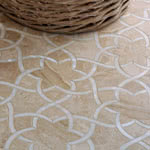 Isidore Marble from Marble Systems Talya Collection