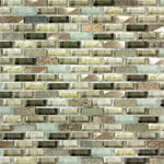 Brick Mosaic Mixed stone & mosaic tile by Pera Tile