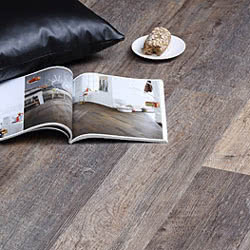 Rocaille Cathedral Vinyl Flooring by Baroque
